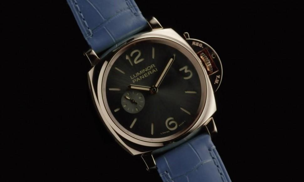 遊走在正裝錶和運動錶之間 沛納海Luminor Due PAM00677