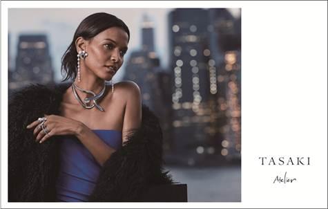 TASAKI Atelier系列首次在台上市 聚焦女性獨立自信魅力