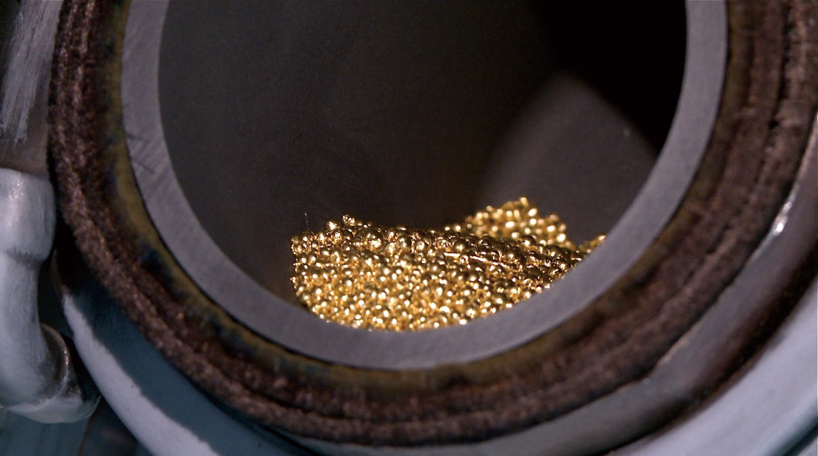 魔力金也是貴金屬的一種 宇舶獨門專利材質