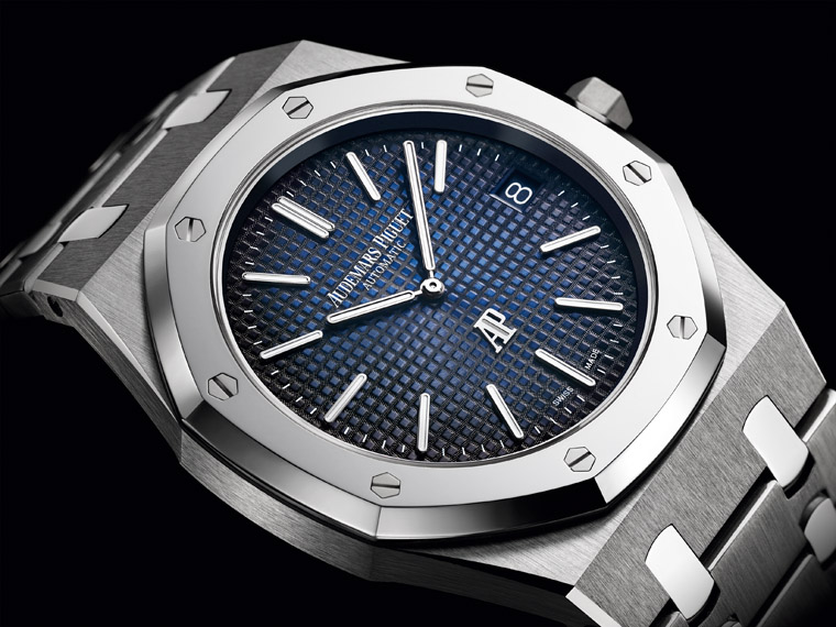 經典改款魅力不減 AP RO超薄錶
