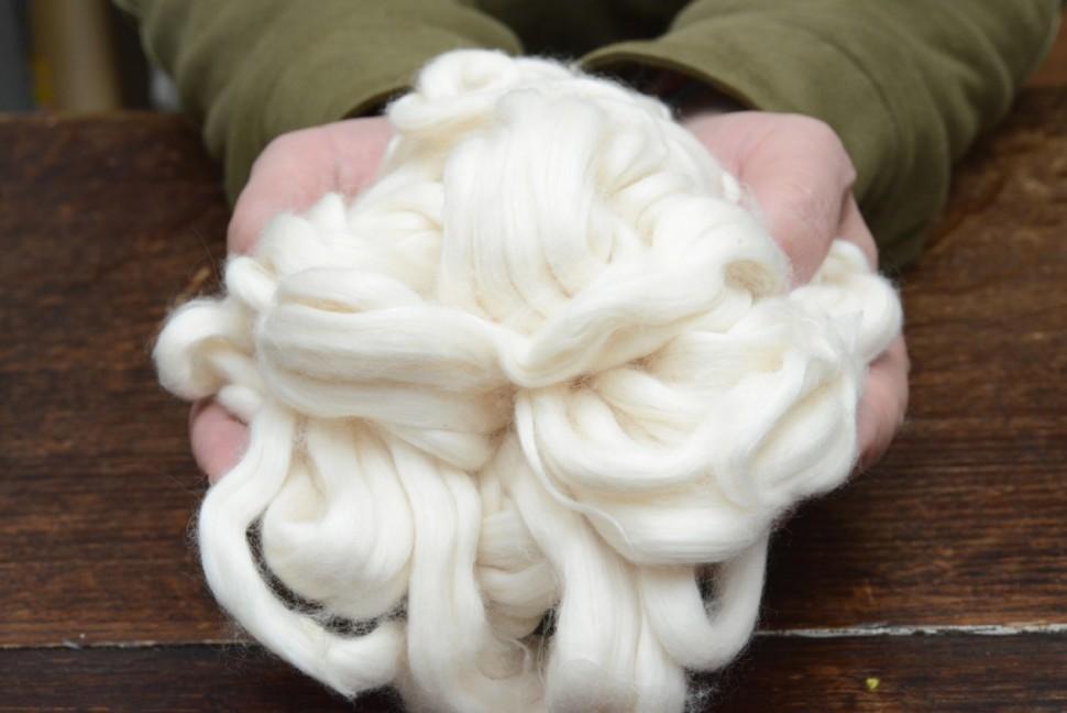 纤维中的宝石 传说中比丝绸和羊绒更珍贵的纤维
