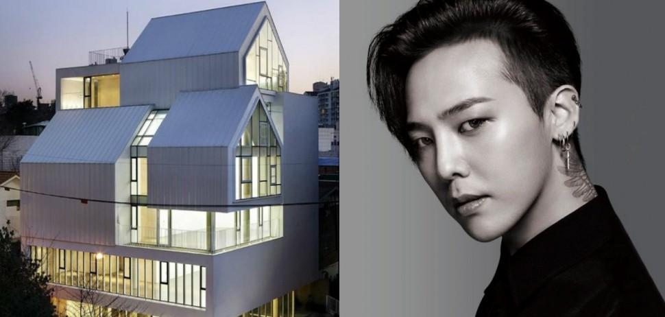 名人豪宅  G-Dragon在首爾的上億豪宅