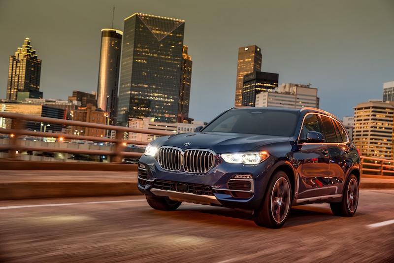 大器豪華霸主之姿 BMW X5巴黎車展正式現身