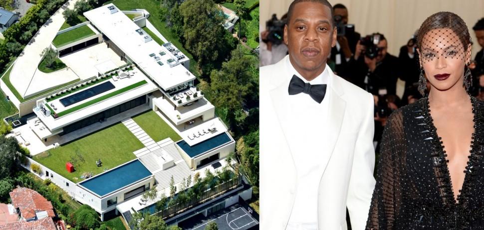 乐坛天后碧昂丝的1.35亿美元超级豪宅