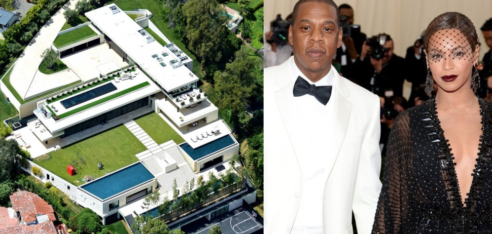 樂壇天后碧昂絲的1.35億美元超級豪宅
