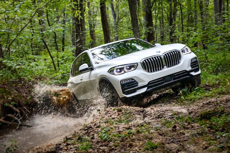 导入3动力5车型 BMW X5预接单339万起