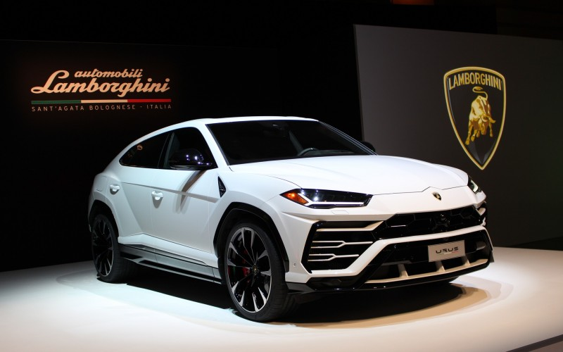 Lamborghini Urus、Aston Martin DB11 V8 Volante、Bentley Bentayga V8新款已在街上跑 9月豪华名车掛牌数增