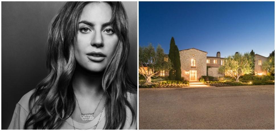 一探Lady Gaga女神卡卡的2300萬美元美國馬里布豪宅