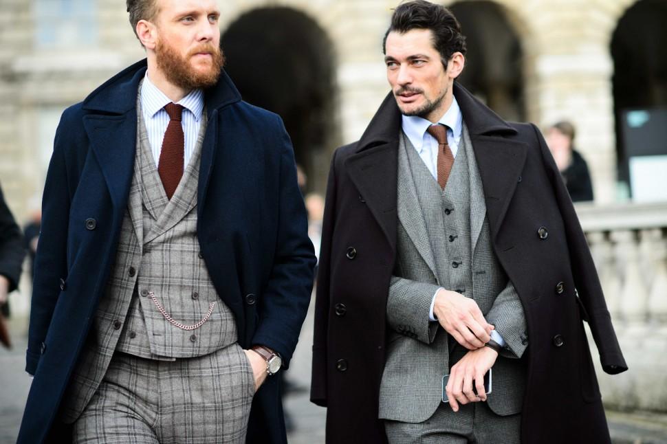 一次弄懂三种西装常见领型 让你保持绅士形象