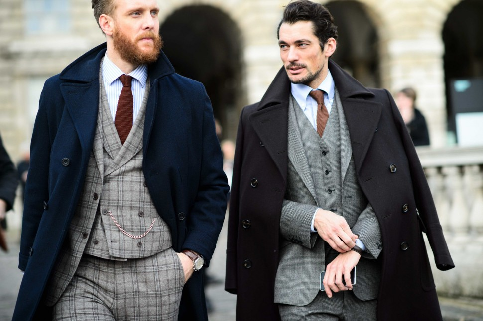 一次弄懂三種西裝常見領型 讓你保持紳士形象