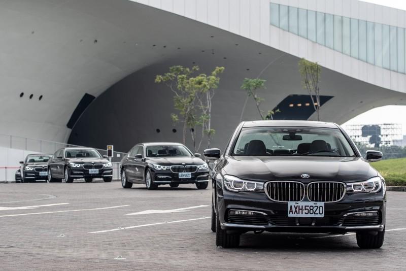 对豪华房车最具体的诠释 BMW豪华旗舰大7系列