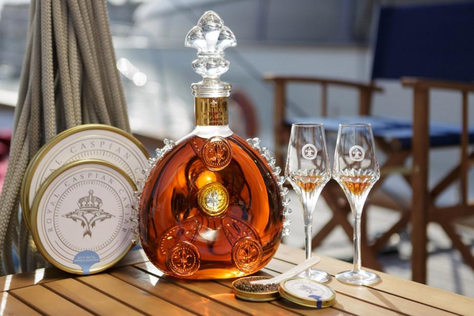 美食與路易十三的極致饗宴 人生必須體驗的奢華感受