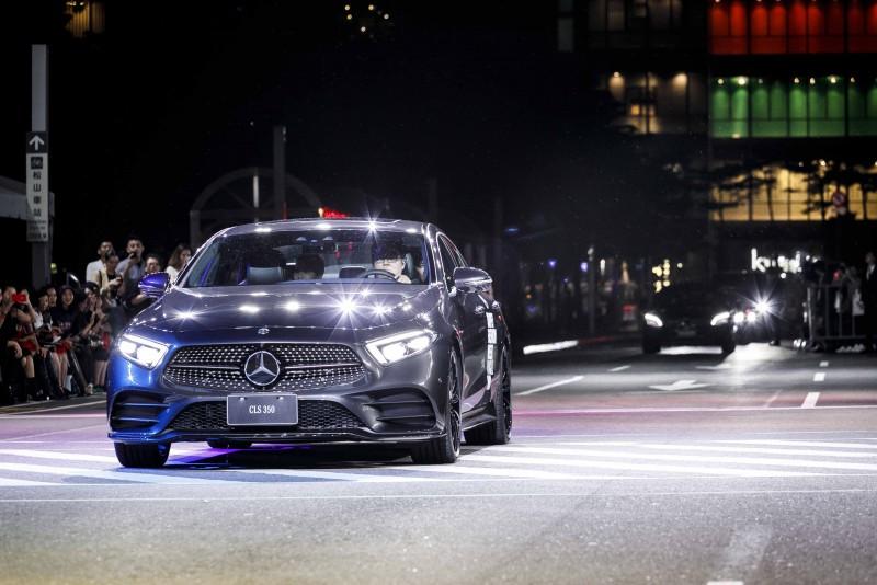 宾士时尚驭望 Mercedes-Benz CLS形塑四门轿跑美学