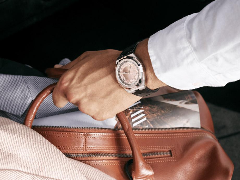 旅行時手錶該放哪好