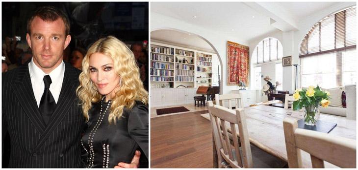 來去英國倫敦住一晚Madonna瑪丹娜舊居住一晚