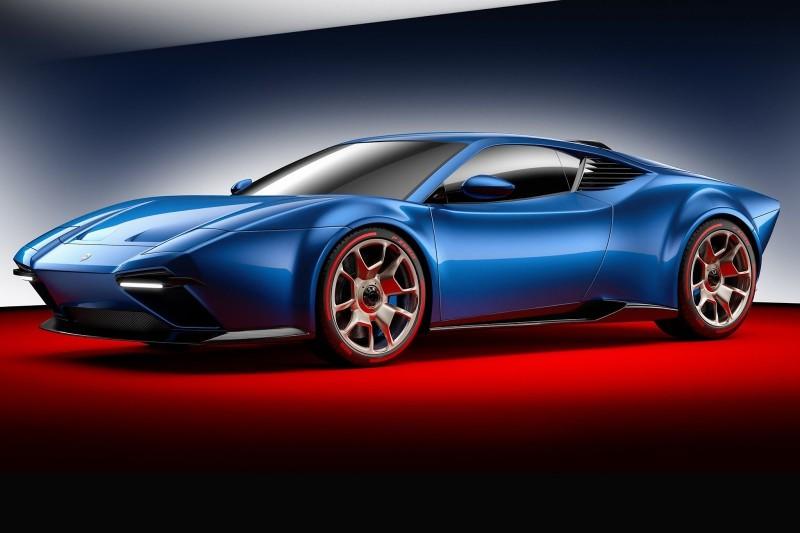 挑戰藍寶堅尼 Ares Design Project Panther全球限量21台