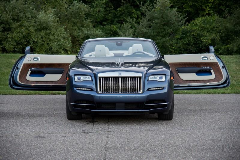 印象從亮相那一刻開始 為什麼勞斯萊斯Rolls-Royce採對開式車門?