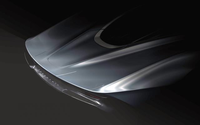 神車F1後繼有人 McLaren Speedtail即將發表