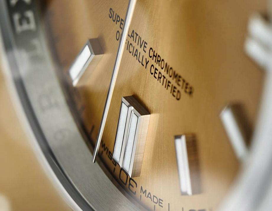 Superlative Chronometer字樣最早出現在哪款勞力士身上