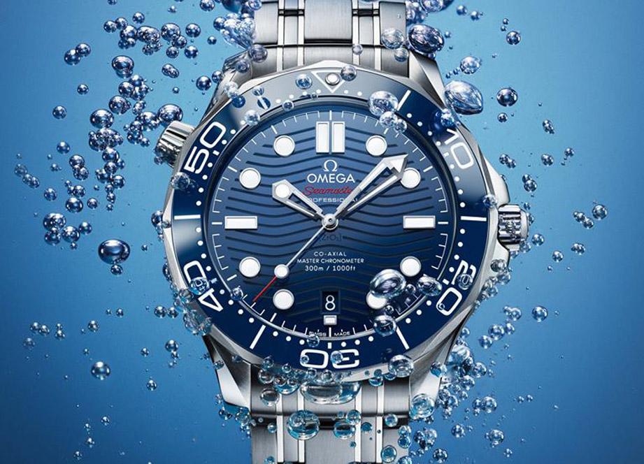 OMEGA Seamaster 300潛水錶愈來愈多人愛的原因
