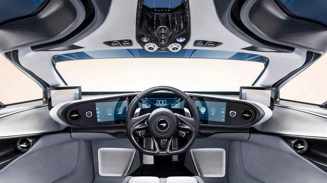 神話級超跑McLaren Speedtail 從5點告訴你價值在哪