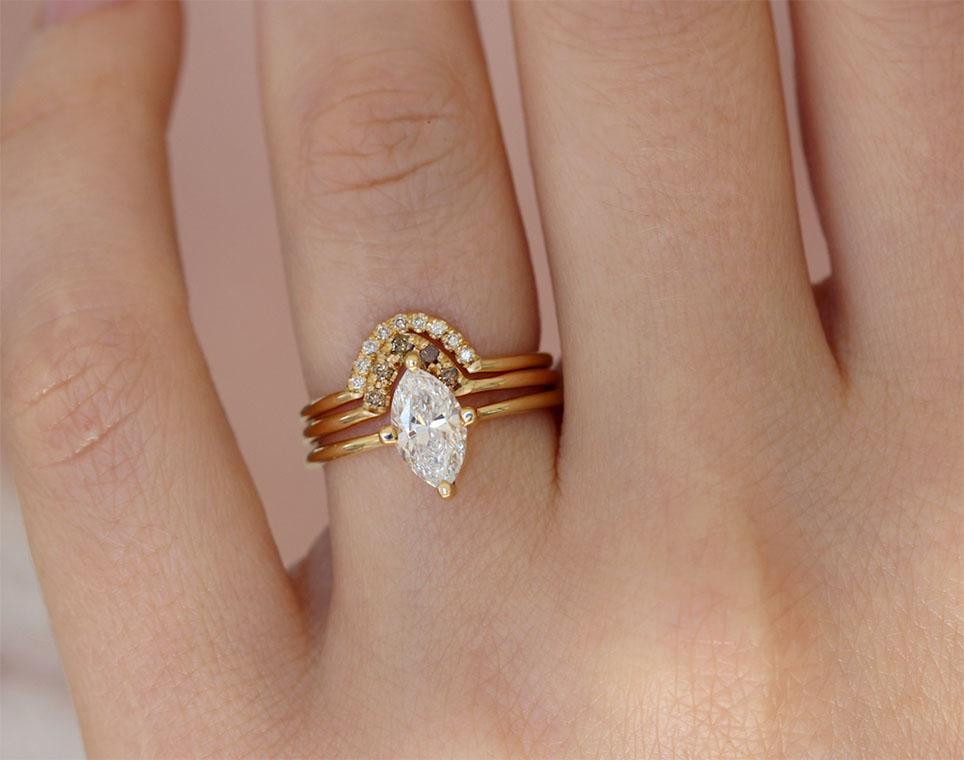 最優雅的鑽石切割 展現鑽石最美的一面