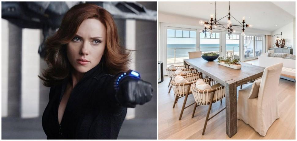 搶先看黑寡婦史嘉蕾·喬韓森Scarlett Johansson即將入手的8百萬美金海濱豪宅