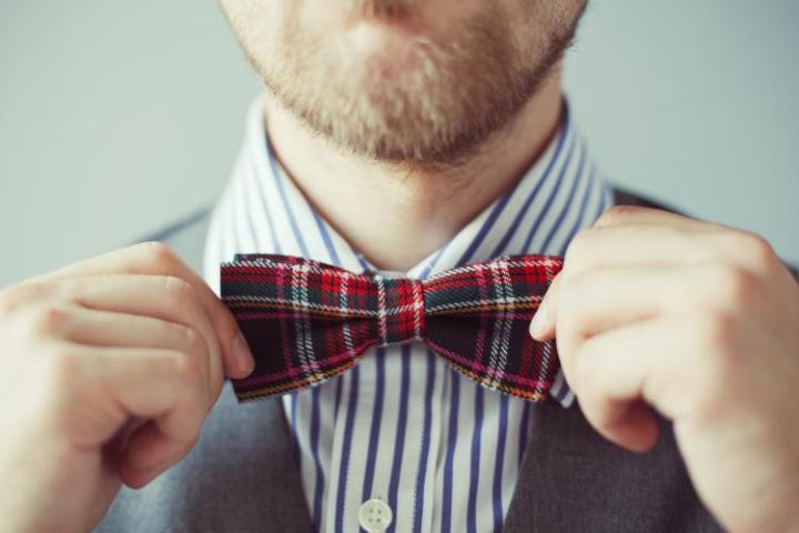 四種領結類型一次搞懂 讓你的西裝畫龍點睛