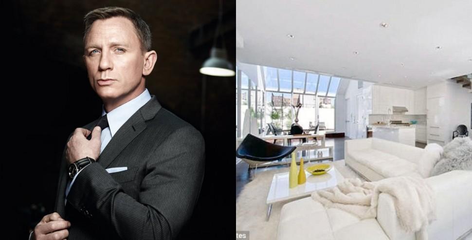 007丹尼爾克雷格Daniel Craig的紐約豪宅