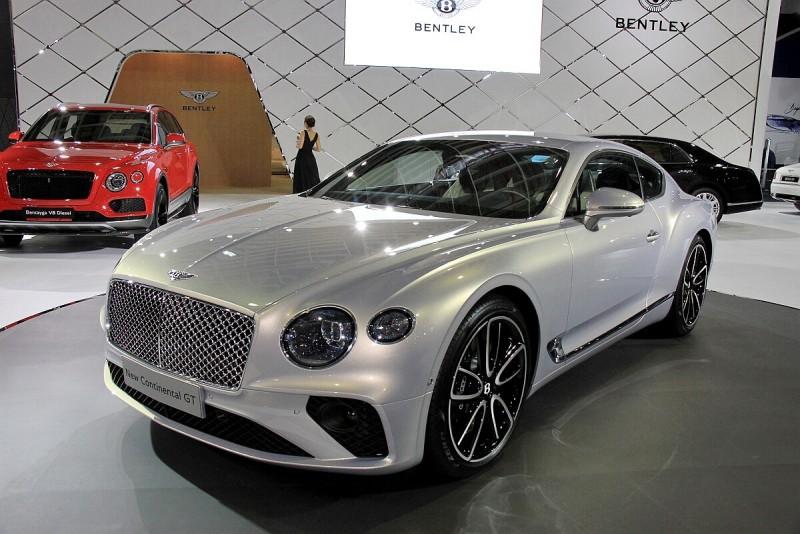 轉換駕馭速度的美感 賓利將名車風格駛進Bentley Home