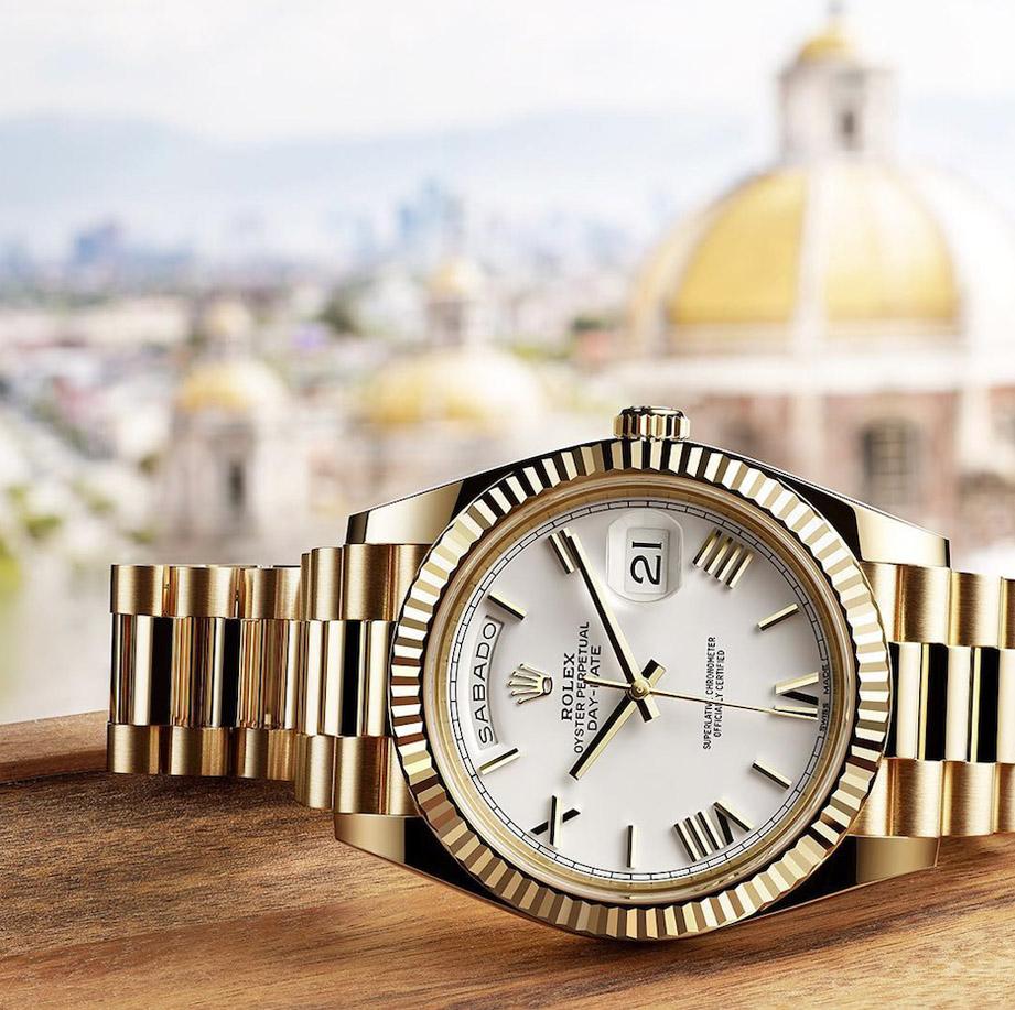 ROLEX哪個系列又叫總統錶?
