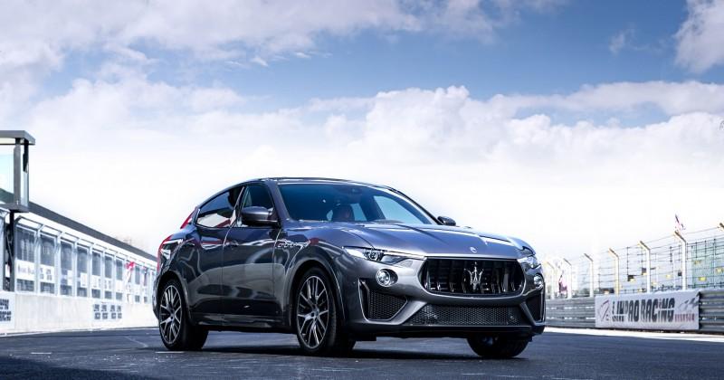 瑪莎拉蒂強勢進軍Super SUV Maserati Levante TROFEO上市
