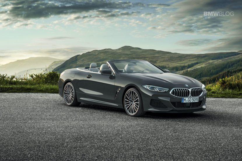 霸氣暖男系BMW 8 Series Convertible