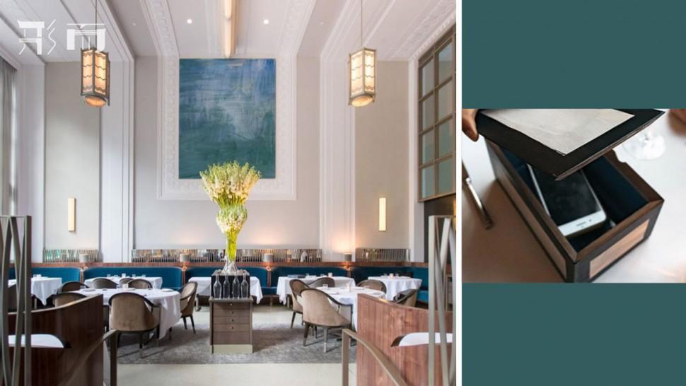 美食當前請放下手機 交由美國最佳餐廳Eleven Madison Park暫時保管