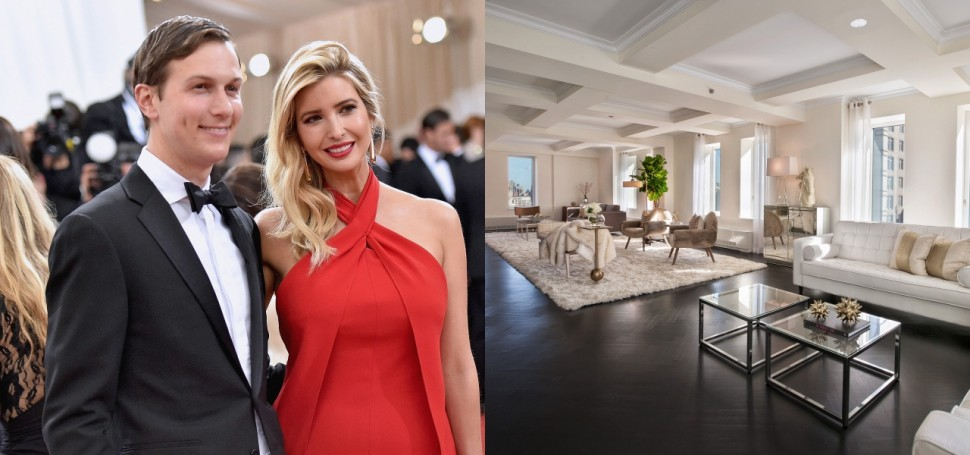 美国第一千金Ivanca Trump伊凡卡川普的纽约豪宅