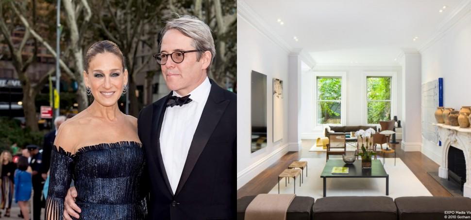 """""""慾望城市""""大家永遠的凱莉 Sarah Jessica Parker莎拉潔西卡帕克的紐約2200萬美金豪宅"""