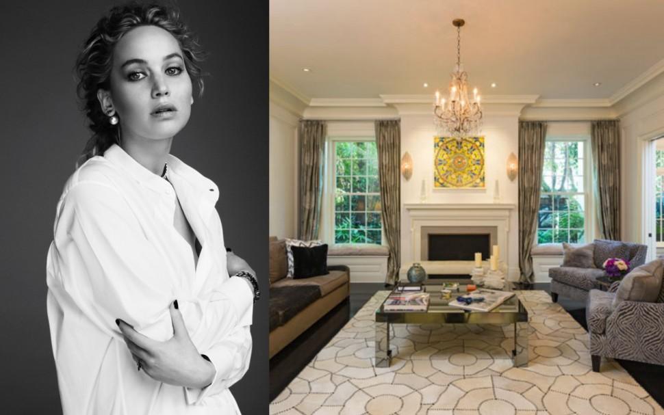 Jennifer Lawrence珍妮佛·勞倫斯的800萬美金L.A豪宅