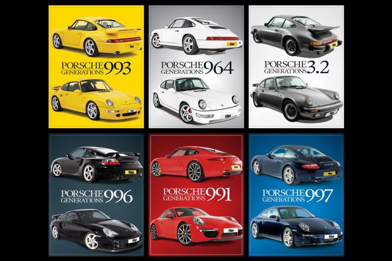 Porsche 911型号多如繁星 如何挑选适合自己的保时捷?