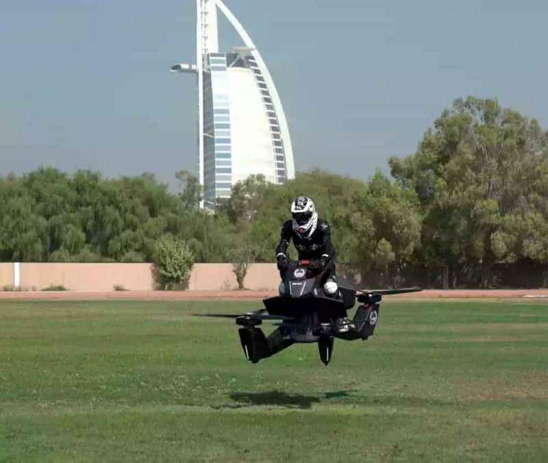 不貴!467萬台幣有找 飛天機車Hoverbike S3