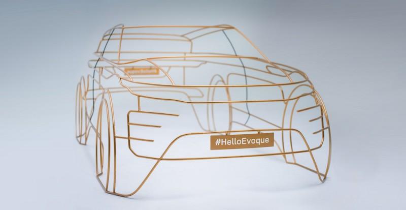 休旅越野寵兒Land Rover Range Rover Evoque 新世代即將發表