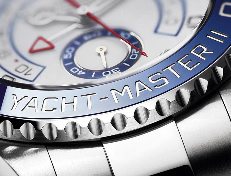 聽說ROLEX有一種專利錶圈很厲害?