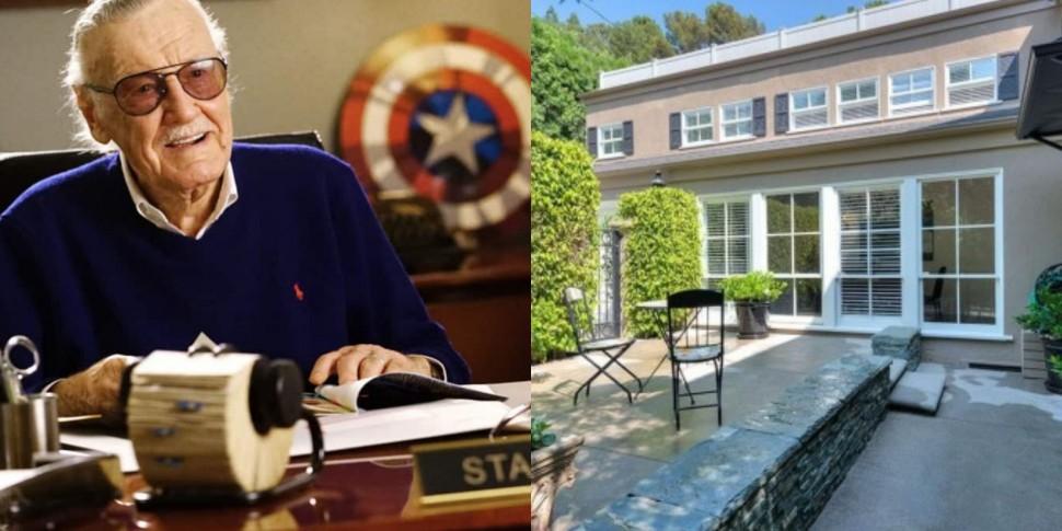 Marvel漫威之父Stan Lee的百萬美金故居