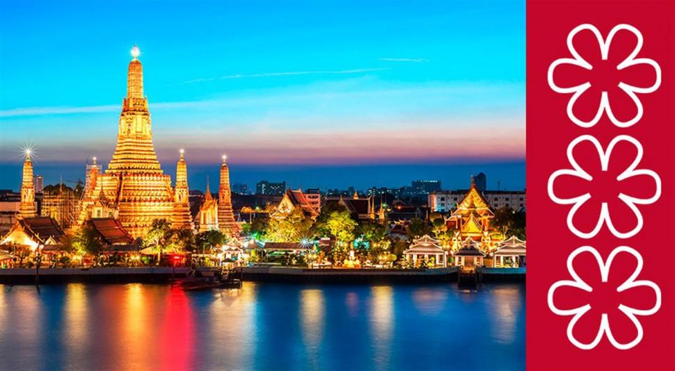 《2019年泰國曼谷米其林美食指南》公佈!