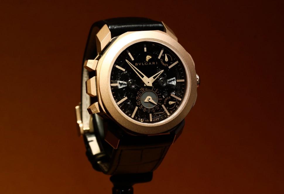 限量僅一只 錶主就在台灣! 寶格麗Octo Grande Sonnerie