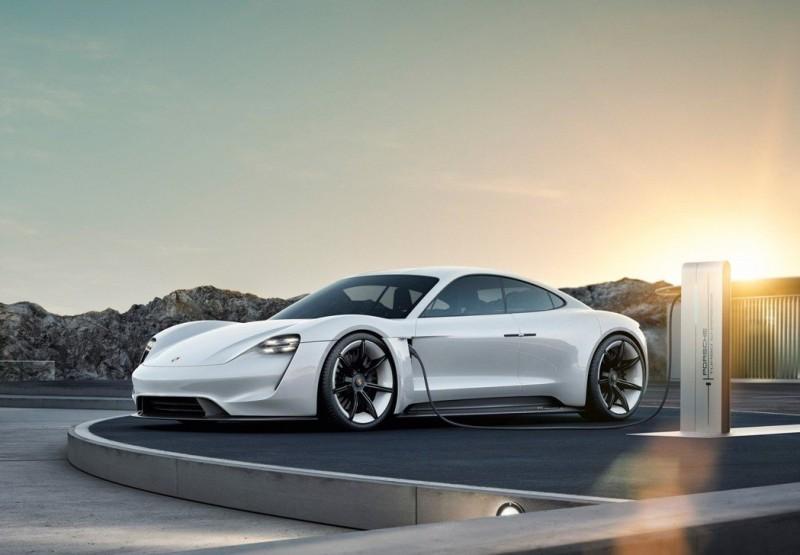 保時捷純電動車確定名號Porsche Taycan 2019年即將量產