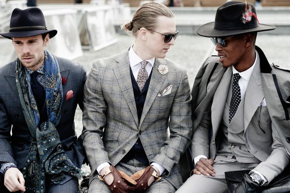 打破五個穿西裝的傳統迷思 讓你成為時尚紳士