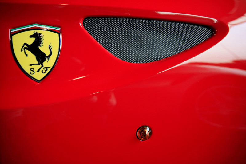 Ferrari強者恆強 法拉利被評選為全球最具價值品牌第一名